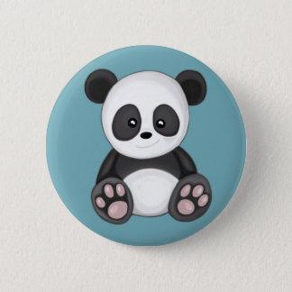 Badge Rond 5 Cm Panda mignon
