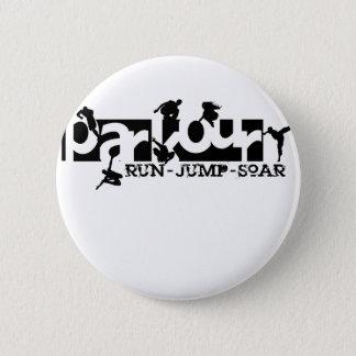 Badge Rond 5 Cm Parkour