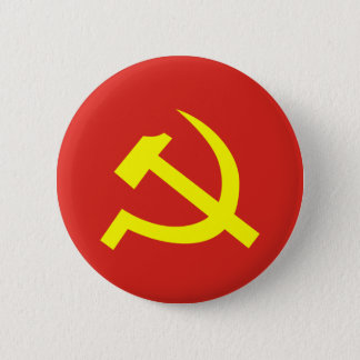 Badge Rond 5 Cm Parti communiste du Vietnam, Colombie politique