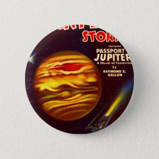 Badge Rond 5 Cm Passeport à Jupiter