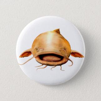 Badge Rond 5 Cm Pêche du sourire