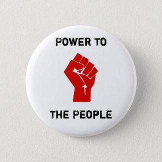 Badge Rond 5 Cm PeoplePower