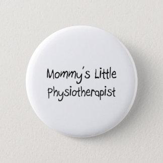 Badge Rond 5 Cm Petit physiothérapeute de Mommys