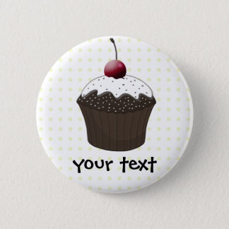 Badge Rond 5 Cm Petits gâteaux mignons