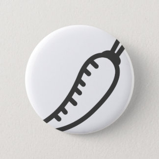 Badge Rond 5 Cm Piment