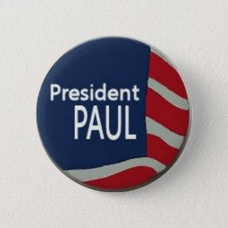 Badge Rond 5 Cm Pin de drapeau de Ron Paul