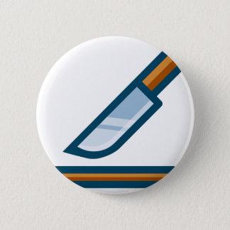 Badge Rond 5 Cm Planche à découper