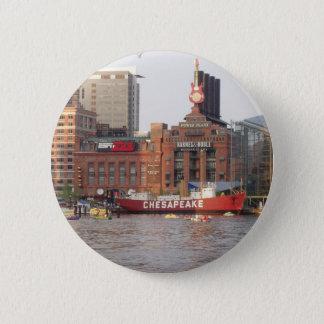 Badge Rond 5 Cm Port de Baltimore