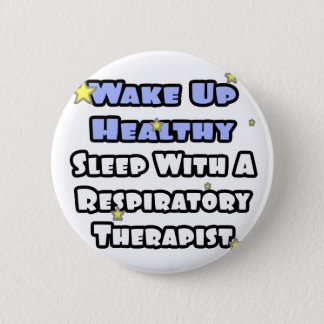 Badge Rond 5 Cm Réveillez… le sommeil sain avec resp. un
