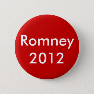 Badge Rond 5 Cm Romney 2012
