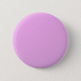 Badge Rond 5 Cm Rose simple d'ombre : Écrivez dessus ou ajoutez