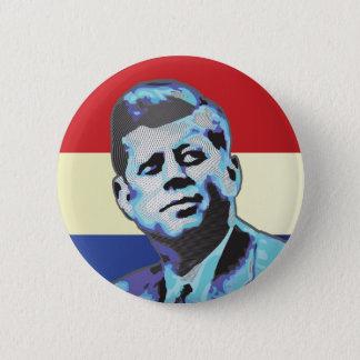Badge Rond 5 Cm Se rappeler John F. Kennedy