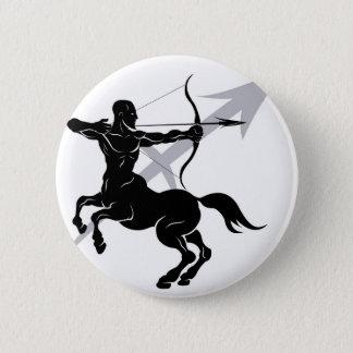 Badge Rond 5 Cm Signe d'astrologie d'horoscope de zodiaque de