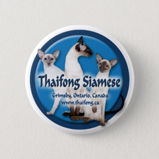 Badge Rond 5 Cm Signe de cage de Thaifong