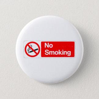 Badge Rond 5 Cm Signe non-fumeurs