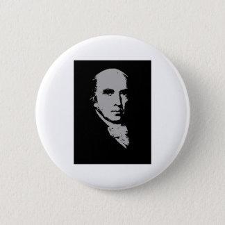 Badge Rond 5 Cm silhouette de James Madison