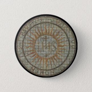 Badge Rond 5 Cm SON bouton