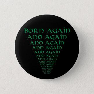 Badge Rond 5 Cm Soutenu à plusieurs reprises