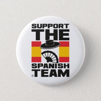 BADGE ROND 5 CM SPANISH TEAM