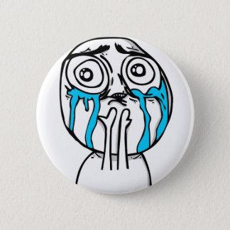 Badge Rond 5 Cm Surcharge Meme de gentillesse