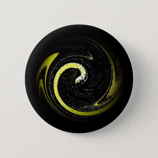 Badge Rond 5 Cm Symbole de serpent