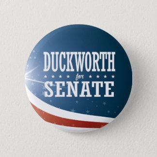 Badge Rond 5 Cm Tammy Duckworth pour le sénat 2016