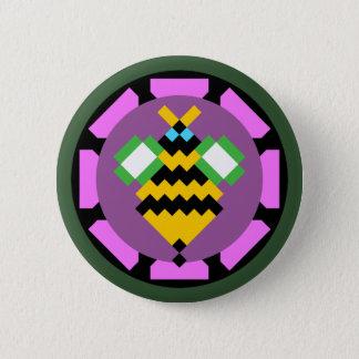 Badge Rond 5 Cm Un peu de bourdonnement