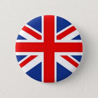 Badge Rond 5 Cm Union Jack