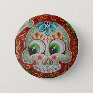 Badge Rond 5 Cm Verdes de Jalapenos