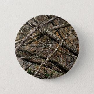 Badge Rond 5 Cm Vrai Camo personnalisé/camouflage