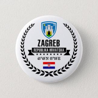 Badge Rond 5 Cm Zagreb