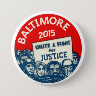 Badge Rond 7,6 Cm Baltimore 2015