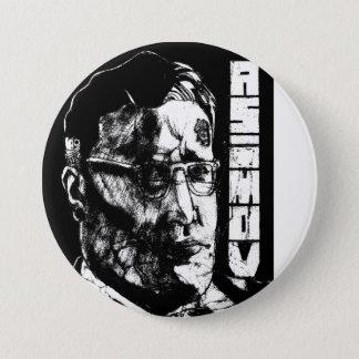 Badge Rond 7,6 Cm Bouton d'Asimov
