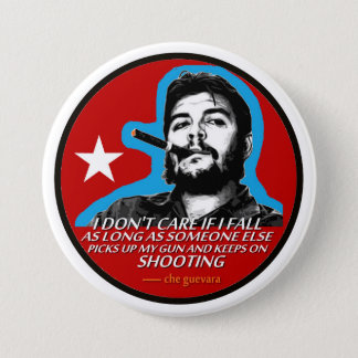 Badge Rond 7,6 Cm Che Guevara