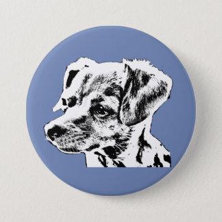 """Badge Rond 7,6 Cm """"Chiwawa"""" bouton rond de 3 pouces"""