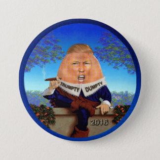 Badge Rond 7,6 Cm Trumpty Dumpty