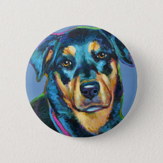 Badge ROTTWEILER adorable