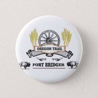 Badge roue de bridger de fort