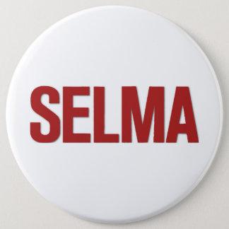 Badge Rouge de Jour-Selma de MLK