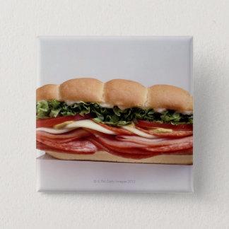 Badge Sandwich à épicerie