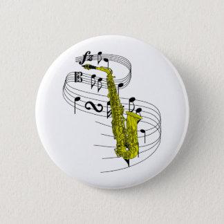 Badge Saxophone
