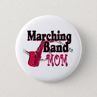 Badge Saxophone de maman de fanfare