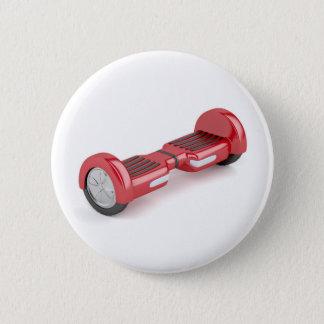 Badge Scooter de auto-équilibrage rouge