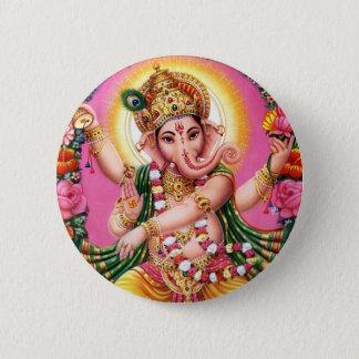 Badge Seigneur Ganesha de danse