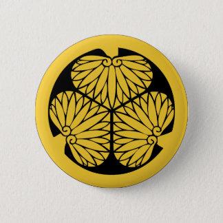Badge Shogouns lundi (crête) de Tokugawa