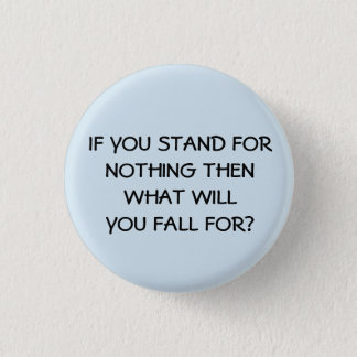Badge Si vous représentez rien