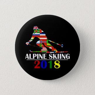 BADGE SKI 2018 ALPIN