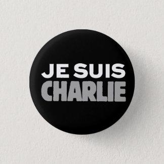 Badge Slogan Charlie-Universel de Je Suis Charlie-Je AM