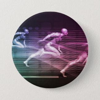 Badge Solutions intégrées et vitesse de haute