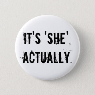Badge Son elle réellement